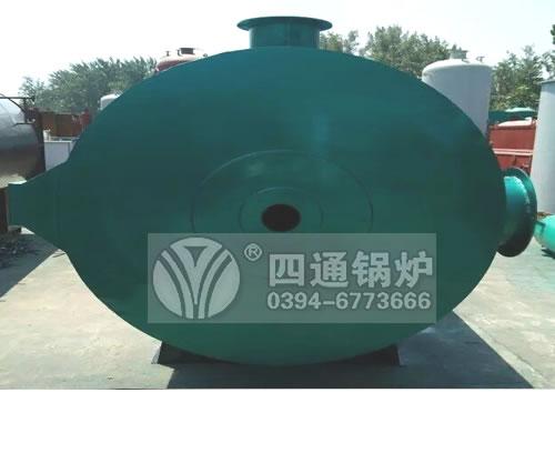 甲醇热风炉