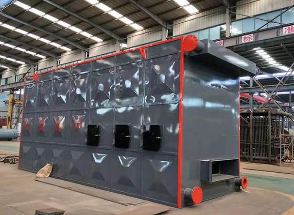 卧式燃煤燃柴有机热载体炉