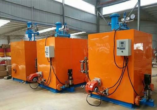 低氮蒸汽发生器