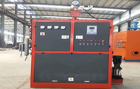 燃电加热蒸汽发生器